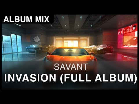 Savant - Invasion (Full Album Mix) [FREE]