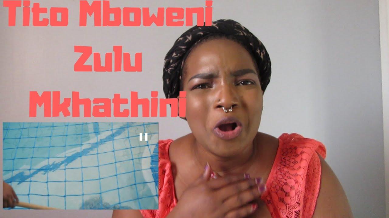 Download Tito Mboweni ft Zulu Mkhathini (reaction)