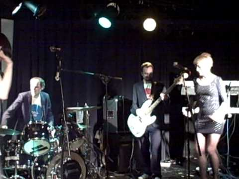 The Pipettes - Our Love Was Saved By Spacemen, Carling Academy, Birmingham, 15.5.10