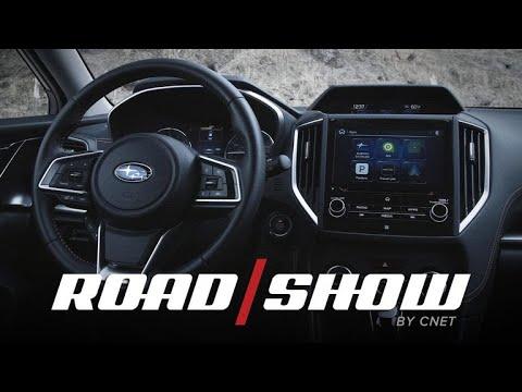 Subaru's Crosstrek upgrades with new StarLink tech and tap-to-pair for your phone - Dauer: 3 Minuten, 26 Sekunden