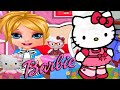 Baby Barbie Hello Kitty Costumes Cute Dress Up Game for Girls