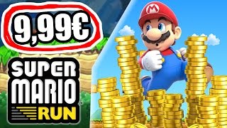 Super Mario Run - 10€ VERSION 😳
