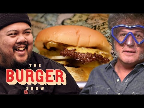 A Burger Scholar Breaks Down Classic Regional Burger Styles | The Burger Show