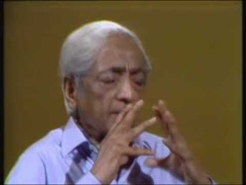 J. Krishnamurti - San Diego 1974 - Conversation 15 - Religion, authority and education - Part 1