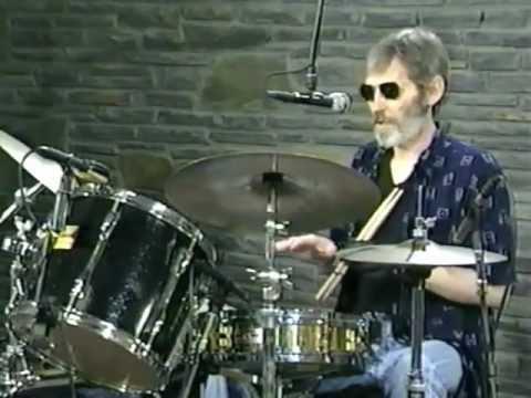 Levon Helm - On Singing While Drumming