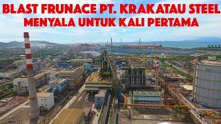 Blast Furnace Karakatau Steel