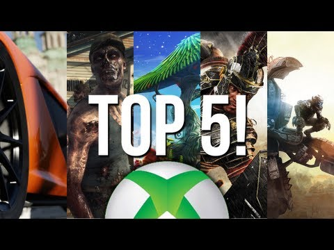 Top 5 Xbox One Games At Launch Window!