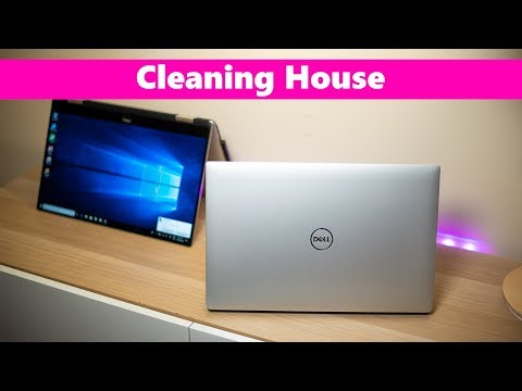 The Dell XPS 15 9570 I9 2018 Coffee Lake Impression With Thermals And Render Times