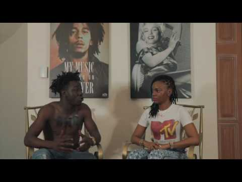 Wilameana Jones interviews Bruno Mali
