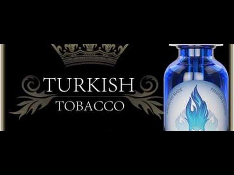 Tobacco Flavor Review: Halo Turkish Tobacco