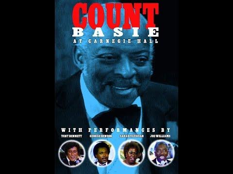 Count Basie - At Carnegie Hall George Benson, Sarah Vaughan, Tony Bennett 1981