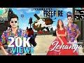 LEHENGA    JASS MANAK   GEET MP3 INDIA NUMBER ONE SONG   GARENA FREE FIRE   SAIF GAMER @Geet MP3