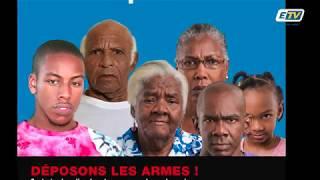 Les Guadeloupéens invités à déposer leurs armes sans poursuites judiciaires