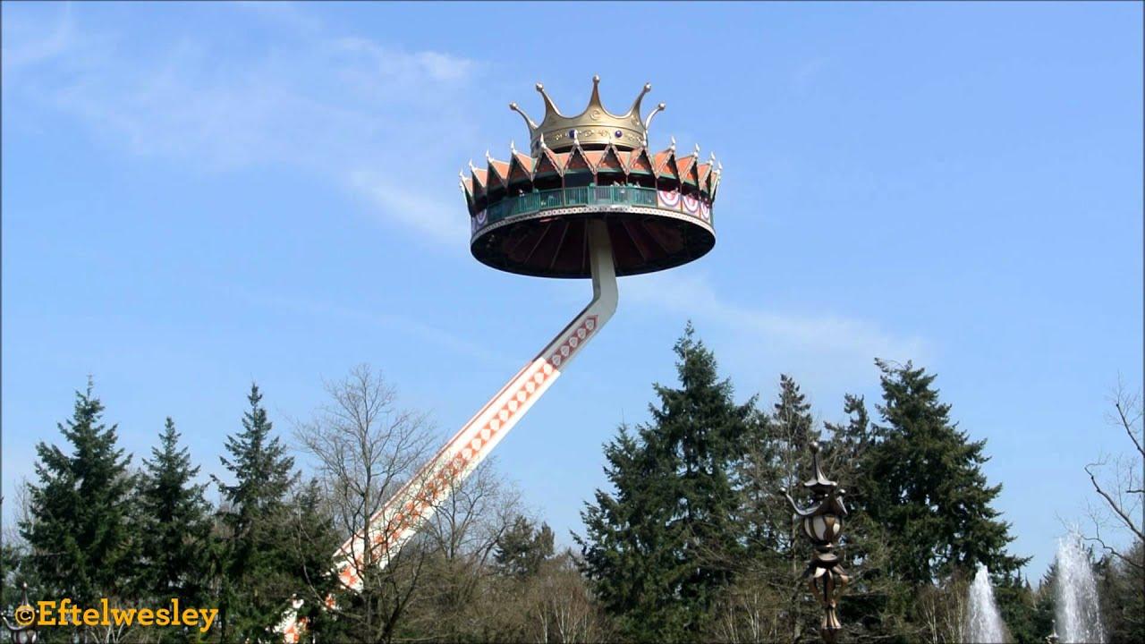 efteling gekroonde pagode