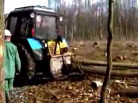 Трактор Беларусь - Хлыстов Иннокентий - радио версия