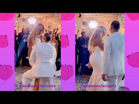 Cynthia Bailey Is Married: RHOA Star Ties The Knot With Mike Hill In Gorgeous Georgia Ceremony