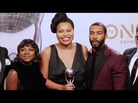 'POWER' Named Best New Drama at NAACP IMAGE AWARDS