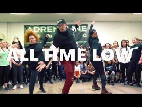 """ALL TIME LOW"" - Jon Bellion Dance | @MattSteffanina Choreography"