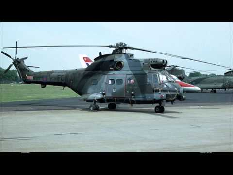 CVR - 2007 RAF Puma Crash - [Pilot Error] 8 August 2007