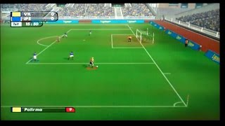 David Beckham Soccer Playstation 2 Gameplay