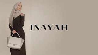 INAYAH BTS S/S15 LOOKBOOK: Modest Clothing, Everyday Abayas & Hijabs