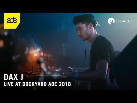 Dax J @ Dockyard Festival ADE 2018 - Machine Stage (BE-AT.TV)