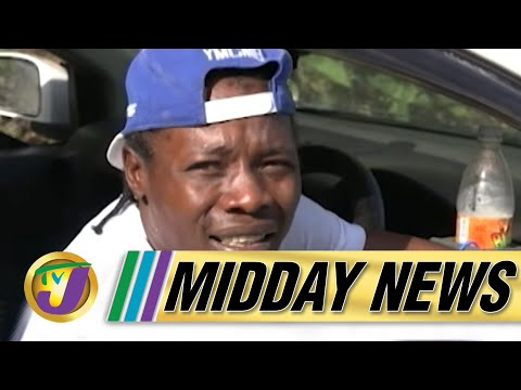 Medical Expert Calling for Mandatory Vaccination in Jamaica   TVJ Midday News - August 4 2021