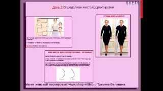 Способы коррекции фигуры одеждой