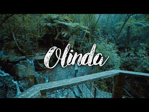 Olinda Falls - Melbourne - Cinematic Vlog 10