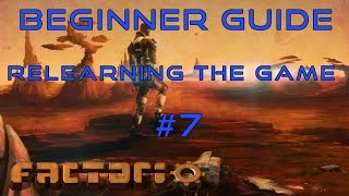 Factorio Beginner Guide: Relearning The Game EP7 - Mid-Game Combat & Trains