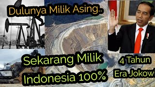 3 Aset Penting ini Kembali ke Pangkuan RI di Era Presiden Jokowi