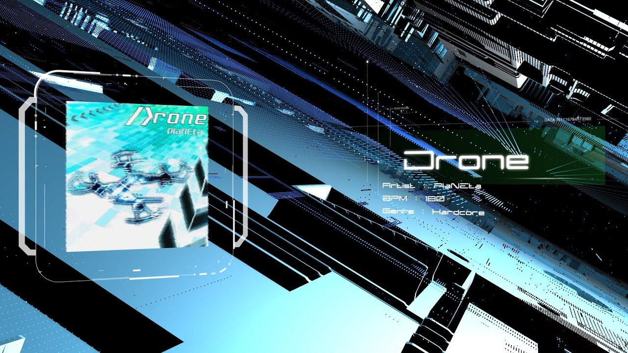 PlaNEta - Drone【ChainBeeT / Dancing★Onigiri】