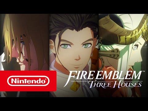 Fire Emblem: Three Houses - Bande-annonce de l'E3 2019