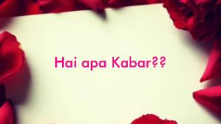Gambar cover Kata2 sedih kangen mantan pacar