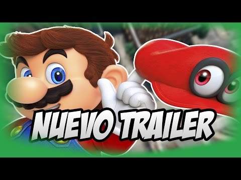 Reacción a Super Mario Odyssey - Nintendo Switch Presentation 2017 Trailer