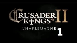 Crusader Kings 2: Charlemagne- Tribal Beginnings 1