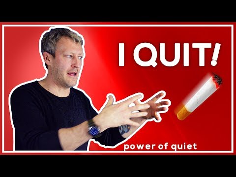 How I Quit Smoking (and why it matters to you)