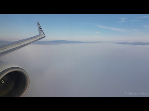 Landing in extreme fog!!! onboard Boeing 737