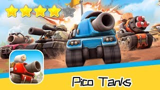 Pico Tanks - Panda Arcade Pty Ltd - Walkthrough 3v3 Multiplayer Mayhem Recommend index four stars