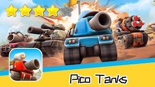 Pico Tanks - Panda Arcade Pty Ltd - Walkthrough 3v3 Multiplayer Mayhem Recommend index four stars