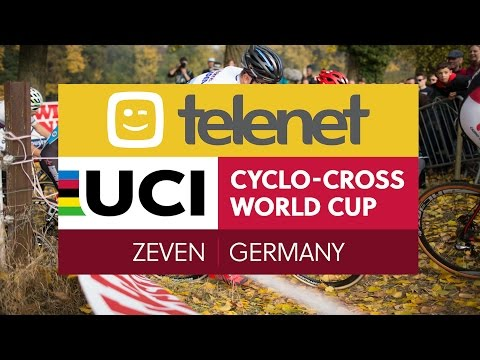 Elite Men's / 2016-17 Telenet UCI Cyclo-cross World Cup – Zeven (GER)