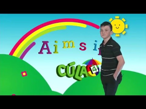 Jack Ó Dómhaill / Cúla4 weather competition winner