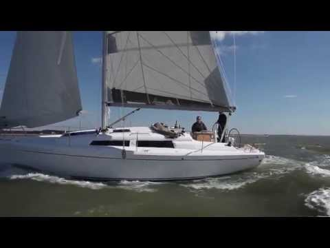 Hanse 315 review and test
