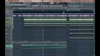 Repeat youtube video Daft Punk - One More Time(Recreate with FL Studio)
