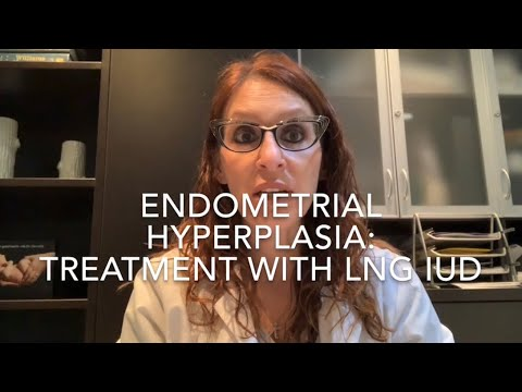 Poliklinika Harni - LNG-IUD i kod hiperplazije endometrija
