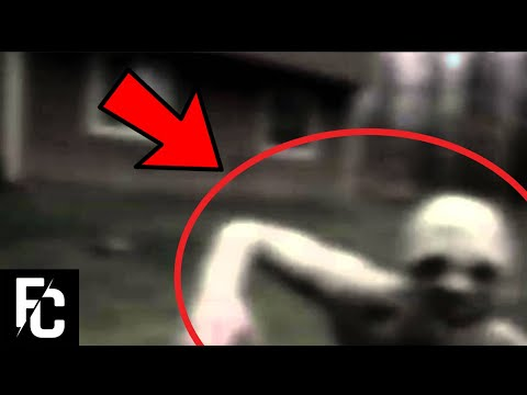 5 CREEPIEST Things We Ever Caught On Security Cameras | LIST KING