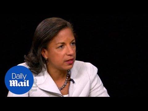 Susan Rice: Netanyahu speech 'destructive' to US-Israeli ties - Daily Mail