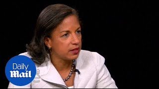 Susan Rice: Netanyahu speech 'destructive' to US-Israeli ties - Daily Mail