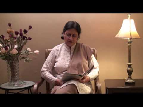 Nuzhat Siddiqui Mission for Peace Chapter 09