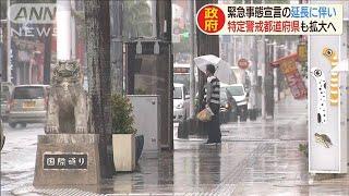 緊急事態宣言延長で「特定警戒都道府県」拡大へ(20/05/02)